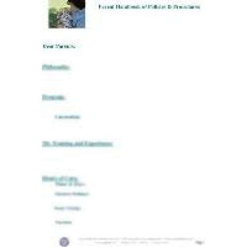 home daycare policy handbook