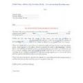 Demand Letter for Bounced Check - Download