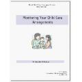 Monitoring Your Child Care Arrangements - EBook