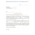 Overdue Account Letter - Download