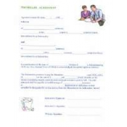 Promisary Agreement for Overdue Fees - Download