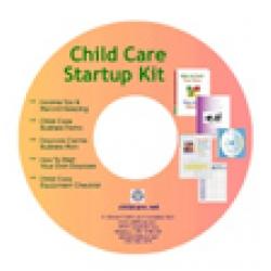 Child Care Startup Kit